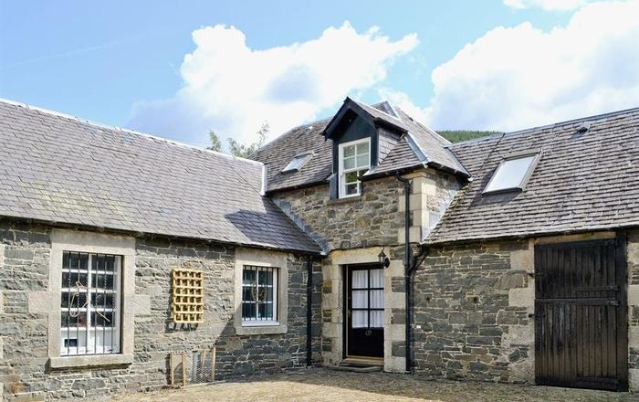 Manyleith Rig Cottage, Biggar