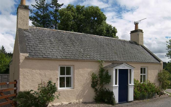 Manse Cottage, Elgin