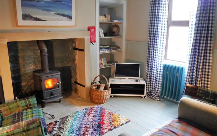 Rosebank Cottage, Kirkcudbright