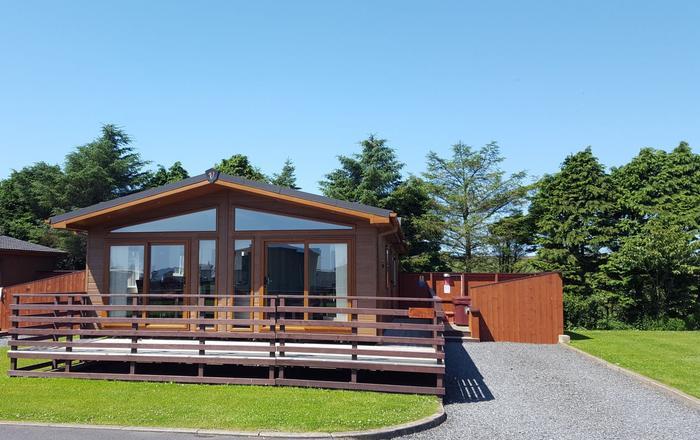 Glen Nevis Lodge No. 2, Stranraer