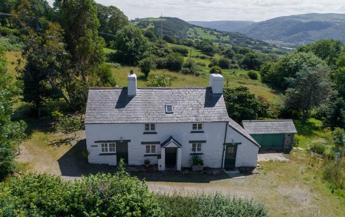 Bryn Rhydd, Bodnant Estate, Colwyn Bay