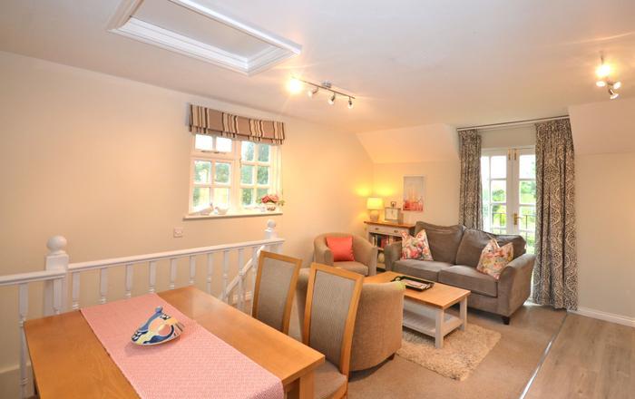 Ferienhaus in Burpham mit 2 Schlafzimmern, Burpham