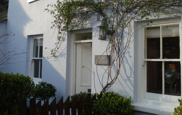 Rose Cottage (Cornwall), Fowey