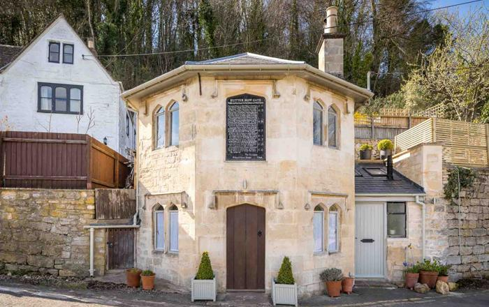 Butterrow Gate, Stroud