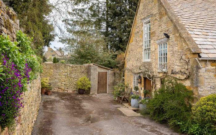 Courtyard House, Blockley
