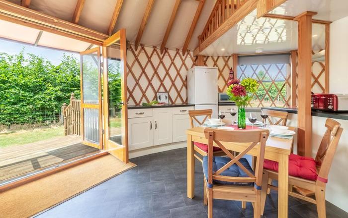 Oak Yurt, East Hoathly, East Sussex