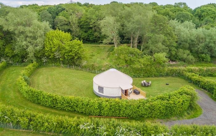 Willow Yurt, East Hoathly, East Sussex