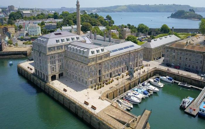 15 Mills Bakery, Royal William Yard, Plymouth, Plymouth