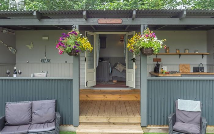 The Hartley Hut, Thetford, Norfolk