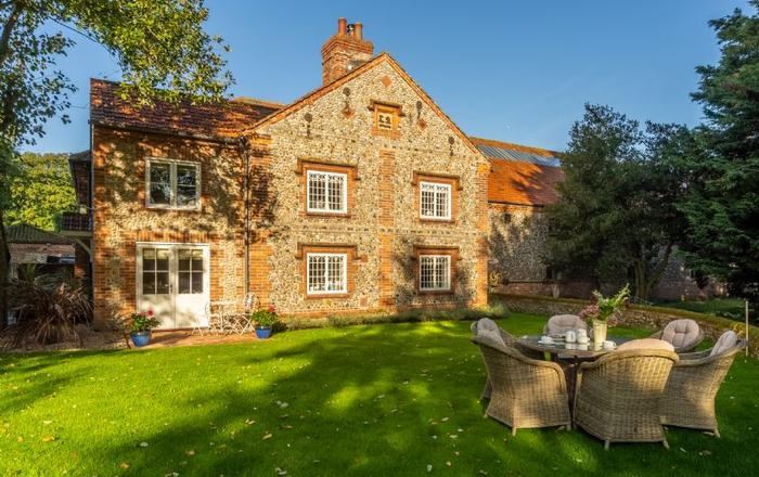 Glaven Cottage, Letheringsett