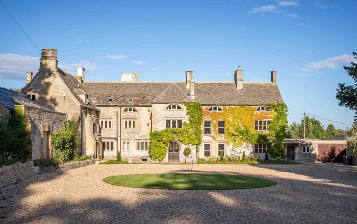Maugersbury Manor, Maugersbury