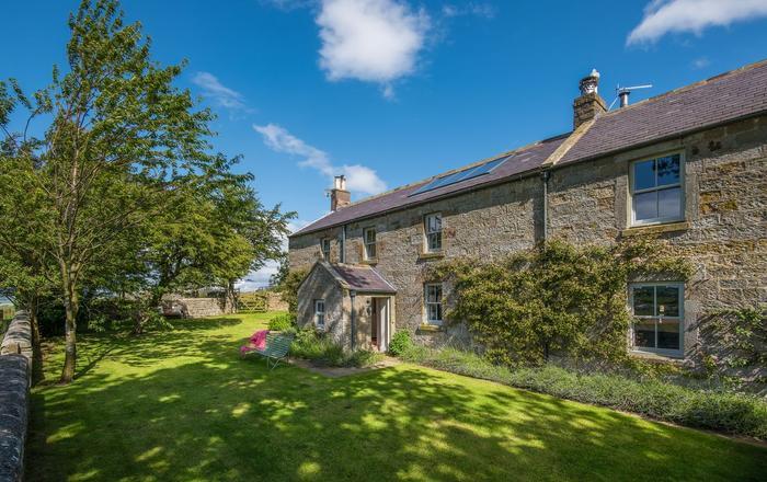 Overthwarts Farmhouse, Alnwick