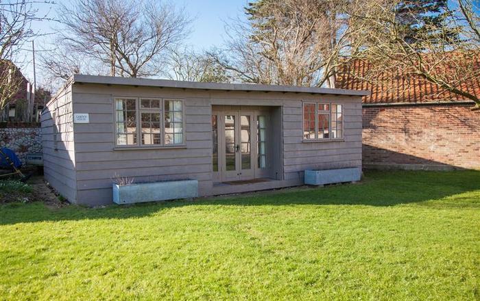 Flagstaff Garden House, Burnham Overy Staithe
