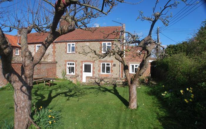 Teal Cottage, Burnham Overy Staithe