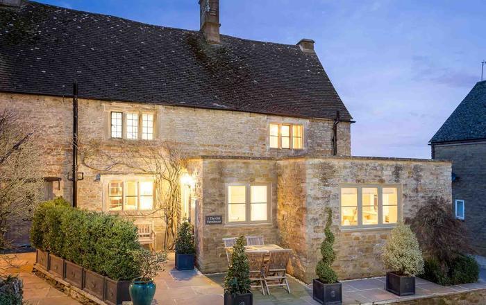 The Old Farmhouse, Little Rissington