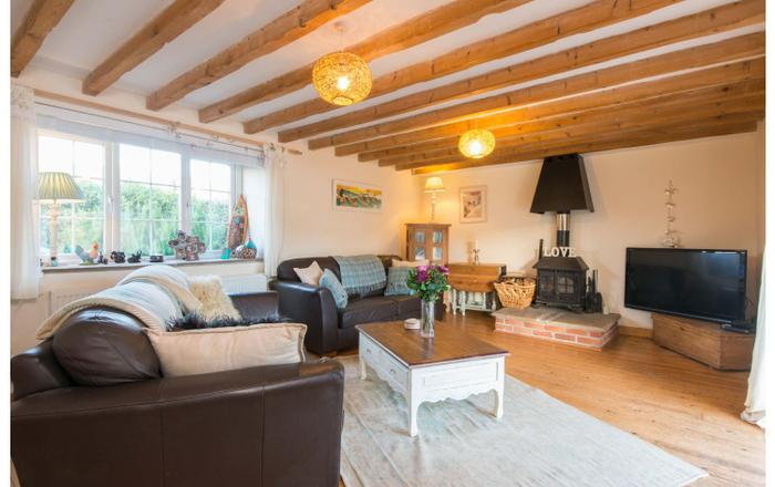 Bunny Cottage, Watergate Bay
