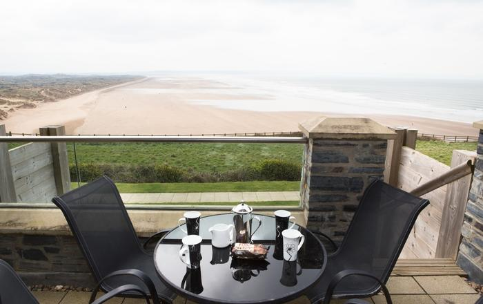 4 Ocean Point, Saunton