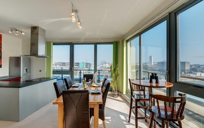 The Penthouse, Phoenix Quay, Plymouth