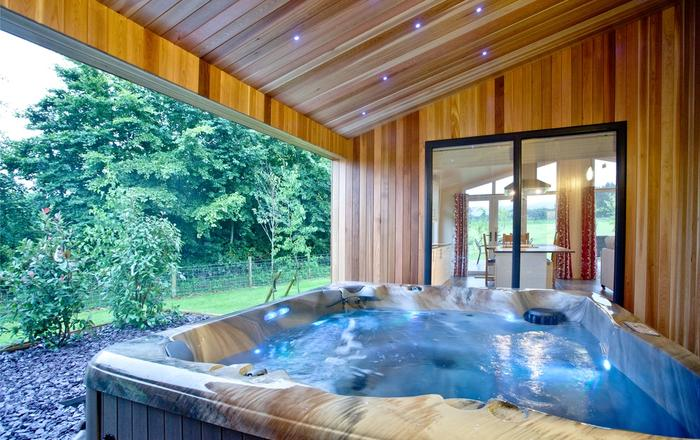 Willow Lodge, South Downs, Hassocks