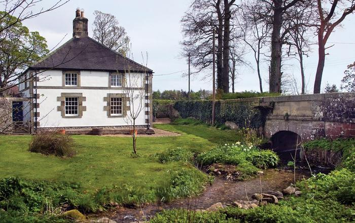 Haughton Castle - White Lodge, Haughton Castle, Haughton, Hexham
