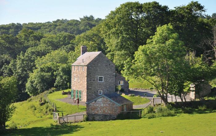 Lletty & Annexe, Bodnant Estate, Colwyn Bay