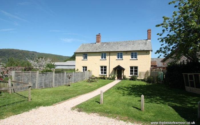 Farm Cottage, West Luccombe, Near Porlock