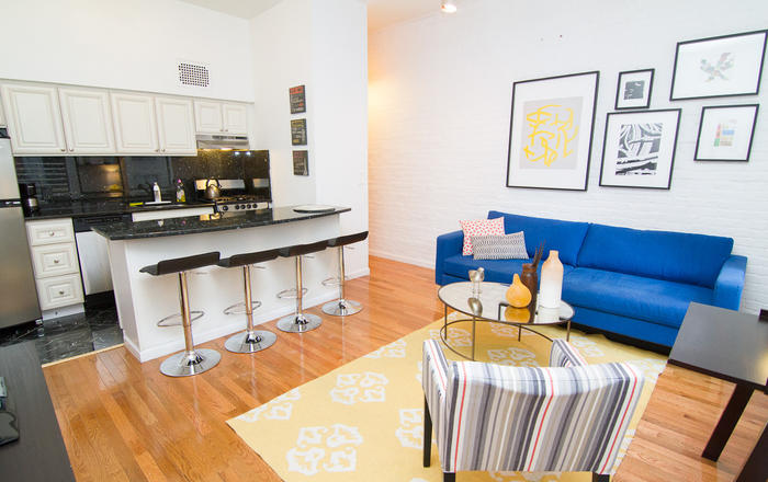 Charming 1 BR on Gramercy, New York
