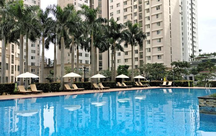 Luxury Imperia apartment, 95 m2, Ho Chi Minh City