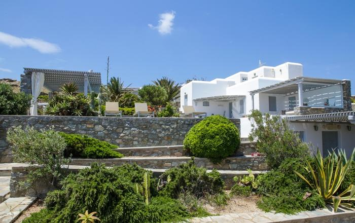 Infinity Villa Sea View ideal retreat for vacations in Mykonos, Mykonos