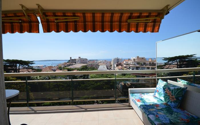 Superb three-bedroom apartment - Cannes Parc Continental -, Cannes
