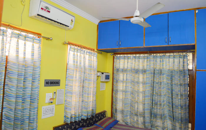 1BHK Fully Furnished Service Apt (SA1) with Independent working Modular kitchen, Lucknow