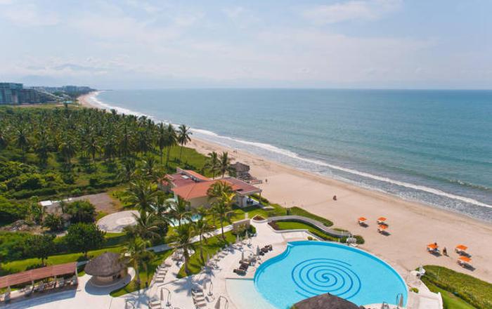 Delcanto Luxury 3 bed,9th Floor Ocean Views Condo., Nuevo Vallarta