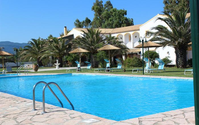 Sea Palm Residence Villa Pacifica***, Kerkira