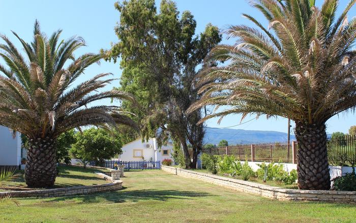 Sea Palm residence Villa Tyfania***, Kerkira