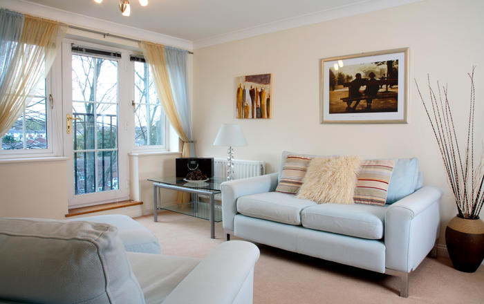 Westlands House 1 bed, City Centre, Home-From-Home, Basingstoke