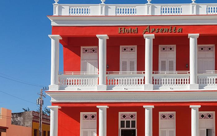 Authentic Boutique Hotel Encanto Arsenita***, Gibara