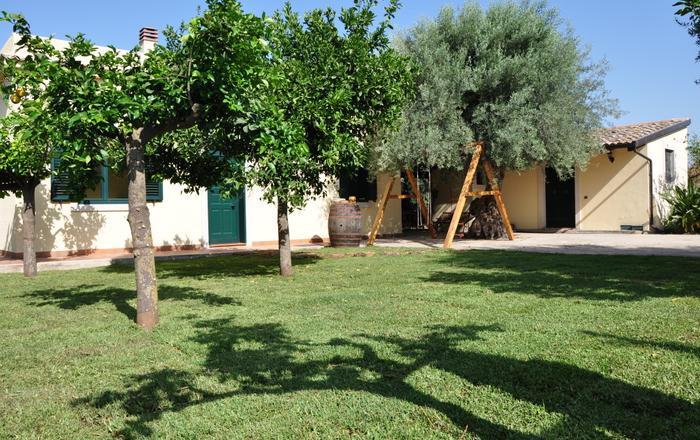 Casale della Pergola, Eco-friendly farmhouse by the sea, Lido Di Noto