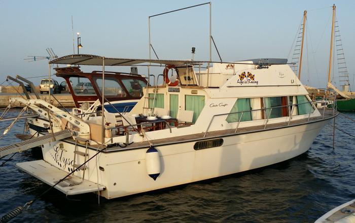 Elysa Houseboat 4 sleeps in Marzamemi, Marzamemi