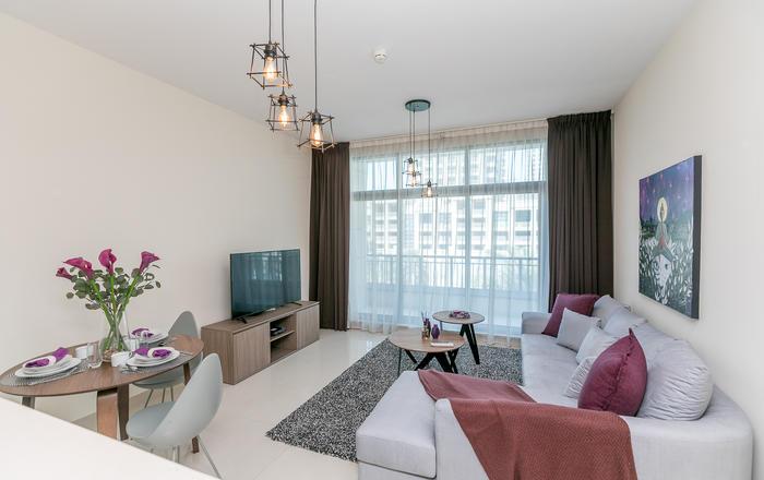 Charming 1 BR in Claren Towers, Downtown #  304, Dubai