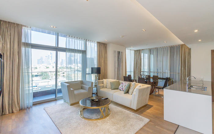 Chick 1 Bed Apt. with Terrace In City Walk #307B1, Dubai