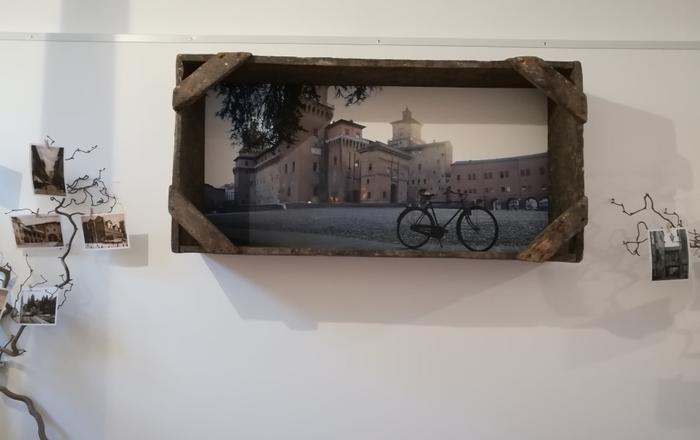 A haven of peace, Ferrara