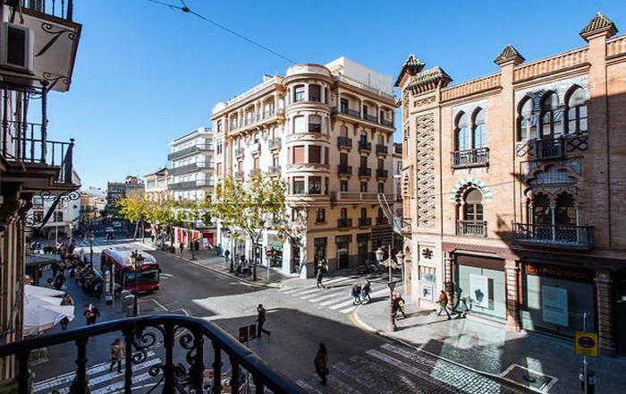 Espectacular piso en pleno centro de Sevilla con capacidad para 14 px, Sevilla