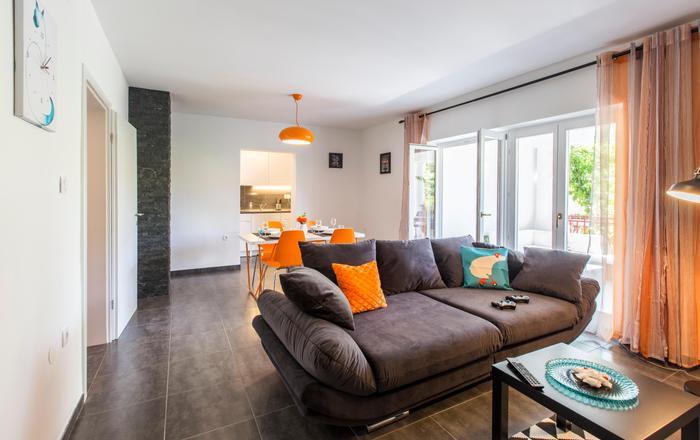 Luxury Family Apartment, Medulin