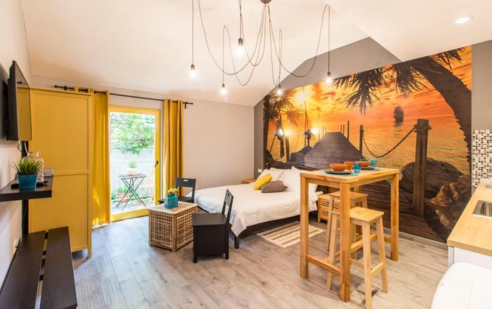 Deluxe Studio Apartment, Medulin