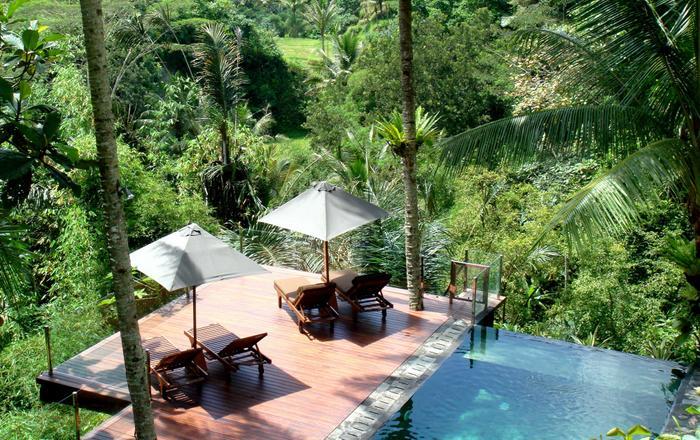 Villa Kalisha - The Perfect Escape - Amazing Jungle and Rice Field Views, Ubud