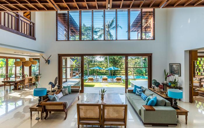 Villa Rusa Biru, Badung