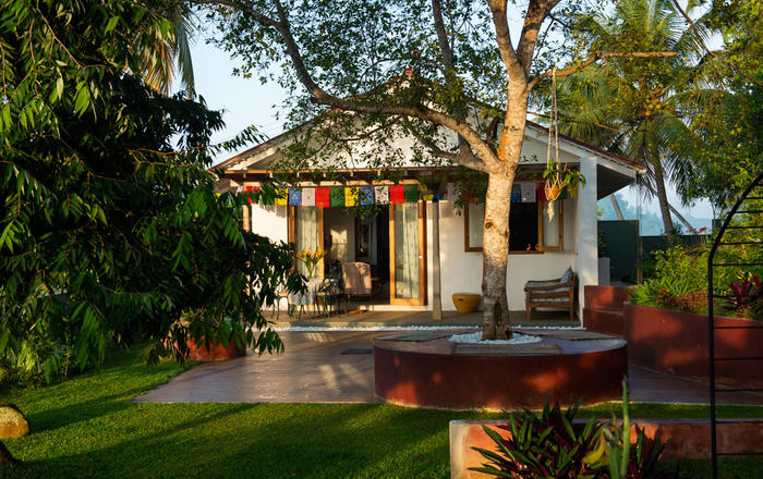 Peaceful and private honeymoon house, Galle