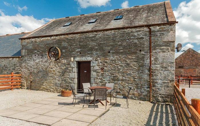 The Barn, Kirkcudbright