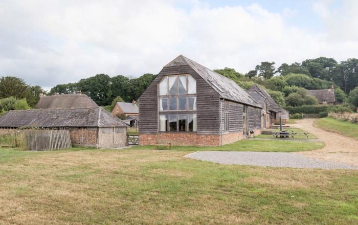 Hyde Barn, Ringwood