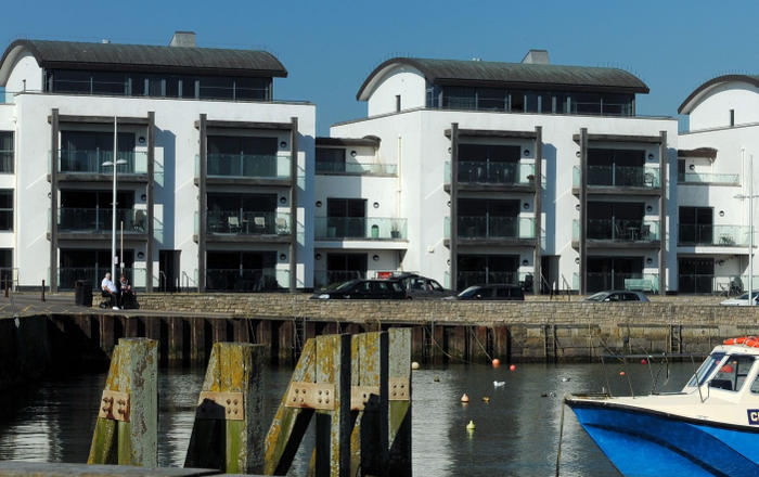 The Townhouse, West Bay